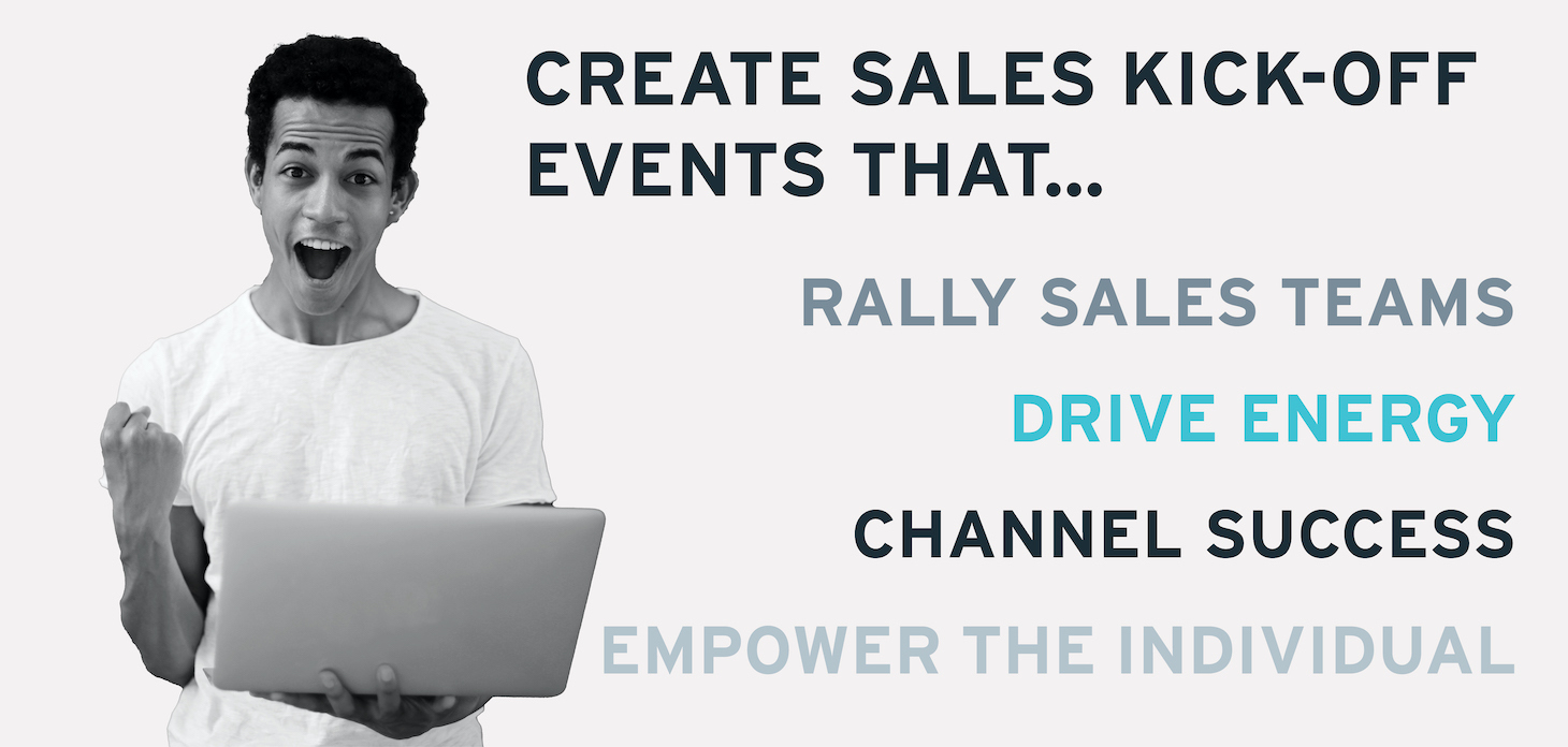 Virtual Event Solutions for Your Sales Kick-Off